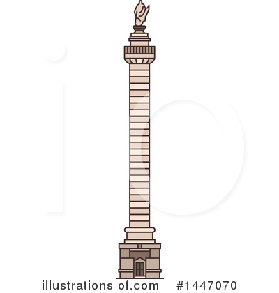 Landmark Clipart #1447070 by Vector Tradition SM