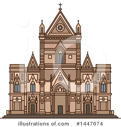 Landmark Clipart #1447074 by Vector Tradition SM