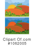 Royalty-Free (RF) Landscape Clipart Illustration #1062005