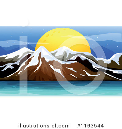 Coast Clipart #1163544 by Graphics RF