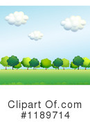 Landscape Clipart #1189714 by Graphics RF