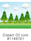 Royalty-Free (RF) Landscape Clipart Illustration #1189721