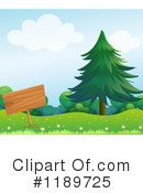 Royalty-Free (RF) Landscape Clipart Illustration #1189725