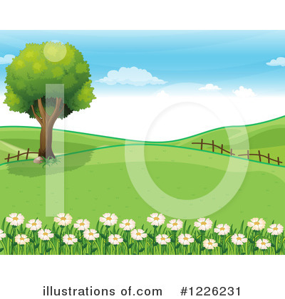 Park Clipart #1226231 by Graphics RF