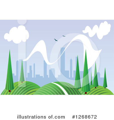 City Clipart #1268672 by Vector Tradition SM