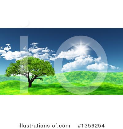 Trees Clipart #1356254 by KJ Pargeter
