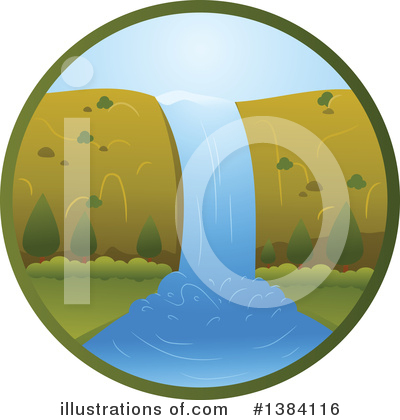Landscape Clipart #1384116 by BNP Design Studio