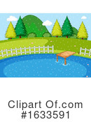 Landscape Clipart #1633591 by Graphics RF
