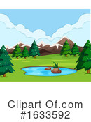 Landscape Clipart #1633592 by Graphics RF