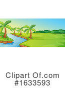 Landscape Clipart #1633593 by Graphics RF