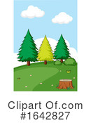 Landscape Clipart #1642827 by Graphics RF