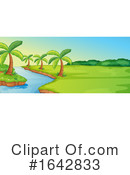 Landscape Clipart #1642833 by Graphics RF