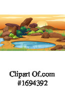 Landscape Clipart #1694392 by Graphics RF