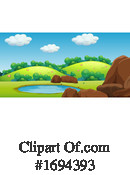 Landscape Clipart #1694393 by Graphics RF