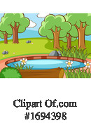 Landscape Clipart #1694398 by Graphics RF