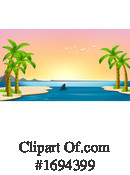 Landscape Clipart #1694399 by Graphics RF