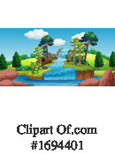 Landscape Clipart #1694401 by Graphics RF