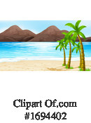 Landscape Clipart #1694402 by Graphics RF
