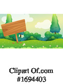 Landscape Clipart #1694403 by Graphics RF