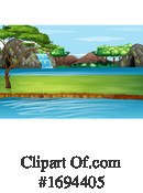 Landscape Clipart #1694405 by Graphics RF