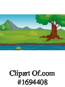 Landscape Clipart #1694408 by Graphics RF