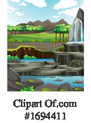 Landscape Clipart #1694411 by Graphics RF