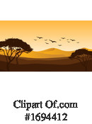 Landscape Clipart #1694412 by Graphics RF