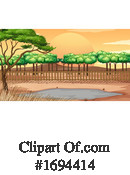 Landscape Clipart #1694414 by Graphics RF