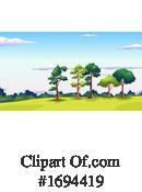 Landscape Clipart #1694419 by Graphics RF
