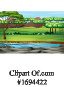 Landscape Clipart #1694422 by Graphics RF