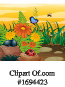 Landscape Clipart #1694423 by Graphics RF