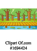 Landscape Clipart #1694424 by Graphics RF