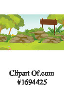 Landscape Clipart #1694425 by Graphics RF