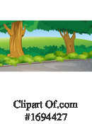Landscape Clipart #1694427 by Graphics RF
