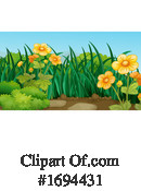 Landscape Clipart #1694431 by Graphics RF