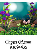 Landscape Clipart #1694435 by Graphics RF