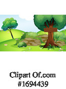 Landscape Clipart #1694439 by Graphics RF
