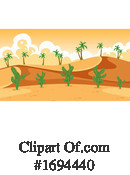 Landscape Clipart #1694440 by Graphics RF