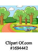 Landscape Clipart #1694442 by Graphics RF