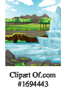 Landscape Clipart #1694443 by Graphics RF