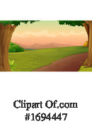 Landscape Clipart #1694447 by Graphics RF