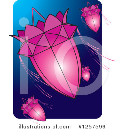 Royalty-Free (RF) Lantern Clipart Illustration by Lal Perera - Stock Sample #1257596