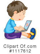 Laptop Clipart #1117612 by Graphics RF