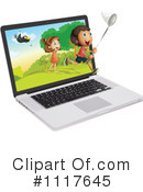 Laptop Clipart #1117645 by Graphics RF