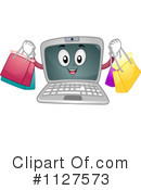 Laptop Clipart #1127573 by BNP Design Studio