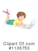 Laptop Clipart #1136753 by Graphics RF