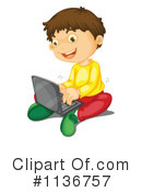 Laptop Clipart #1136757 by Graphics RF