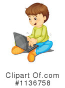 Laptop Clipart #1136758 by Graphics RF
