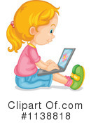 Laptop Clipart #1138818 by Graphics RF