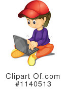 Laptop Clipart #1140513 by Graphics RF